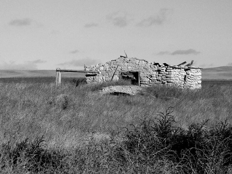 Homestead, Pawnee National Grasslands, CO