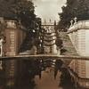 Viscaya 1926 Pool grounds BW