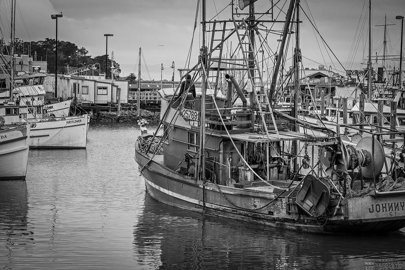 Near Fisherman's Wharf in San Francisco, CA