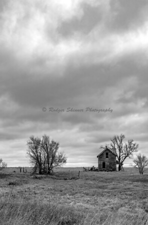 Kansas Farm House III