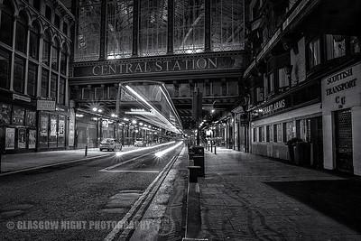 Hielanman's Umbrella - Argyle Street