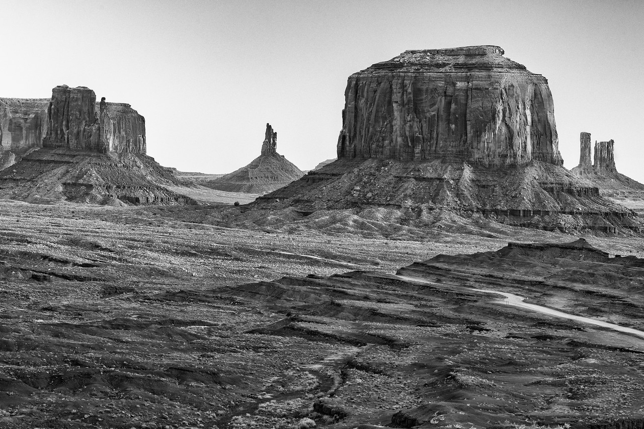 Monument Valley,  Navaho Nation