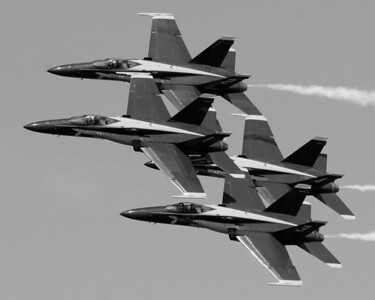 Boeing FA-18 Hornet - Blue Angels