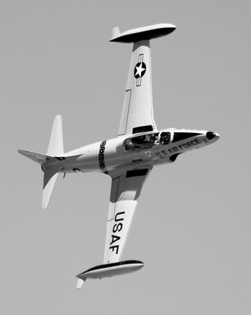 Lockheed Martin T-33 Shooting Star - Ace Maker