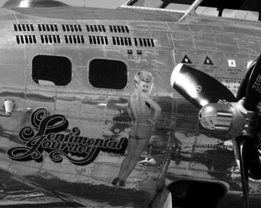 Decal - Sentimental Journey