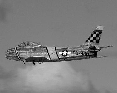 North American Aviation F-86 Sabre