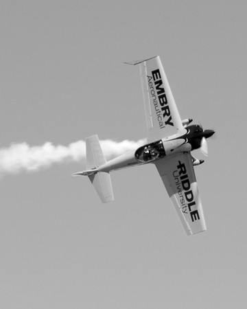 Embry-Riddle Eagle 580 - Matt Chapman