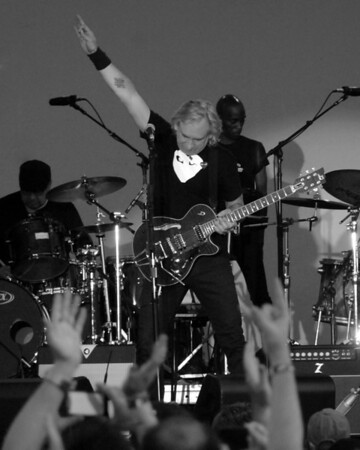 Ribfest - 2012 - Naperville, Illinois - Joe Walsh