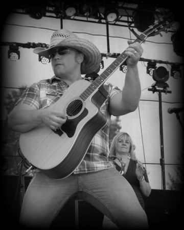 Ribfest - 2012 - Naperville, Illinois - Navistar Stage - Billy Croft & The 5 Alarm