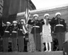 Ribfest - 2012 - Naperville, Illinois - Honor Guard and National Anthem Singers