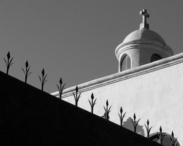 Old Buildings in San Miguel de Allende, Mexico