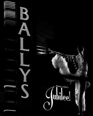 Las Vegas Architecture - Bally's