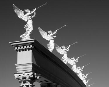 Las Vegas Architecture - Caesar's Palace