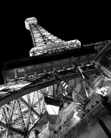 Las Vegas Architecture - Paris
