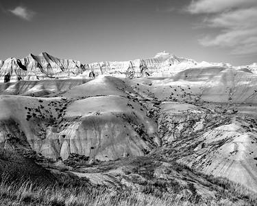 The Badlands - South Dakota