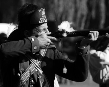 Revolutionary War Reenactment - Cantigny Park - Winfield, Illinois - 2009