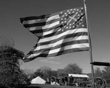 Civil War Reenactment - Winfield, Illinois - Cantigny Park - 2012