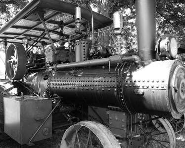Sycamore, Illinois Steam Show - 2009