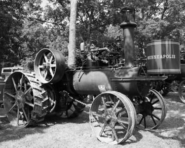 Sycamore, Illinois Steam Show - 2008