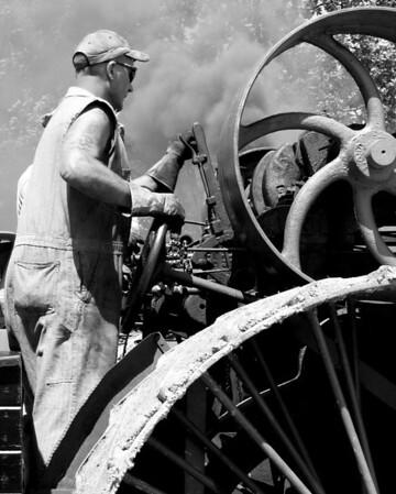 Sycamore, Illinois Steam Show - 2007