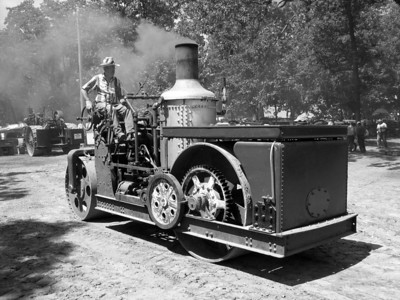 B&W Steam Shows