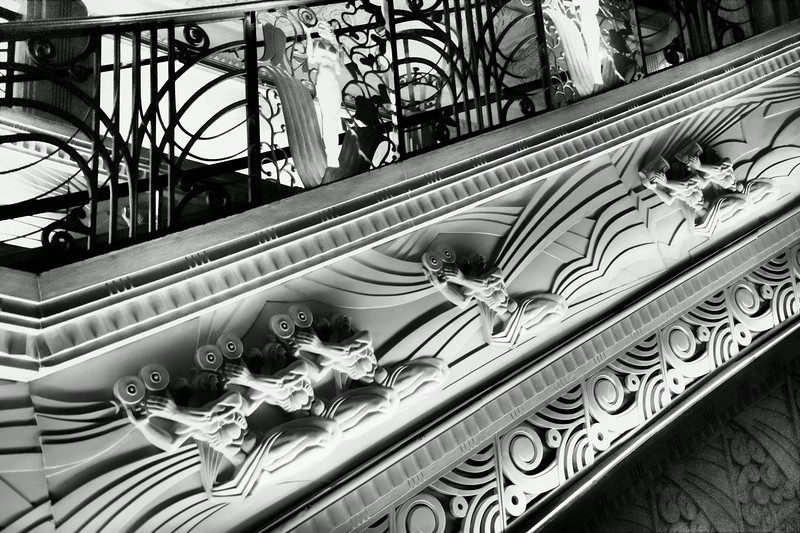 Casino Stairway