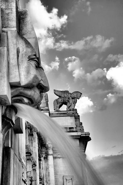 Milan Fountain