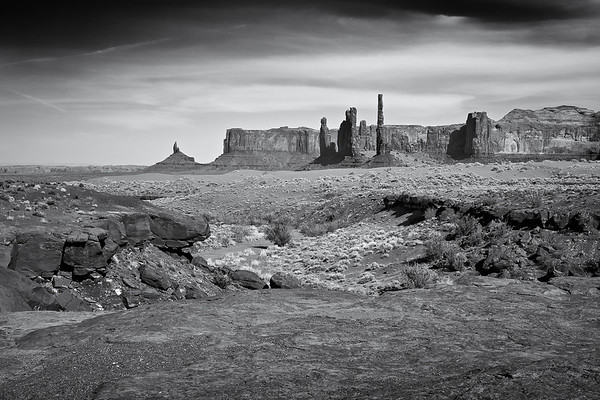 Arizona Desert, Monument Valley, AZ