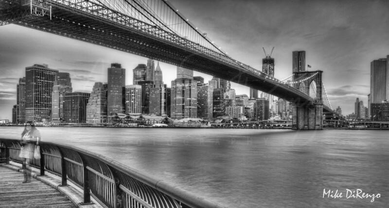 Ghost of the Brooklyn Bridge  2877  w23