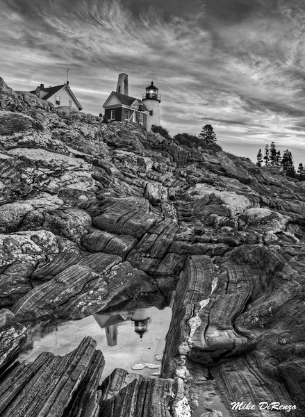Pemaquid on the Rocks 2853 w47