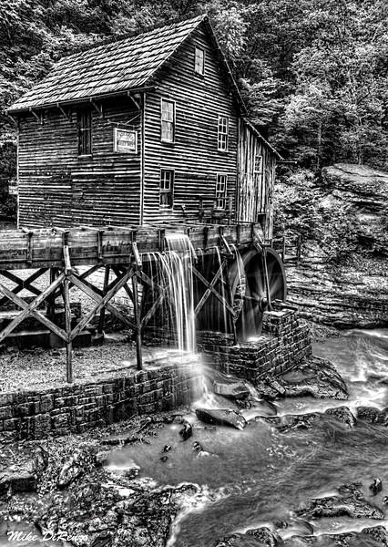 Glade Creek Grist Mill 5434 w32