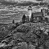 Eagle Harbor Lighthouse 3849 w34