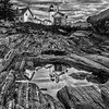 Reflections of Pemaquid Point 2815 w43