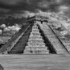 Pyramid of Chichen Itza 8863 w35