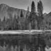 El Capitan and the Three Brothers 5084 w64  B&W