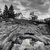 Pemaquid Point Monochrome 1408 w63