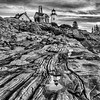 Cliffs of Pemaquid 2874 w47
