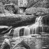 Glade Creek Grist Mill and Falls  0069  w24