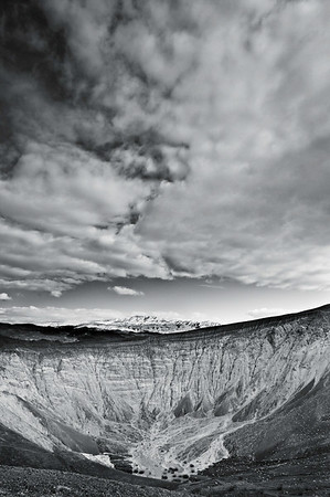 Uybehebe Crater, Death Valley California