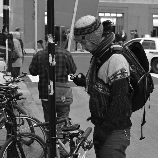 """""""On The Go""""<br /> <br /> Daily Photos  -  December 6, 2011"""