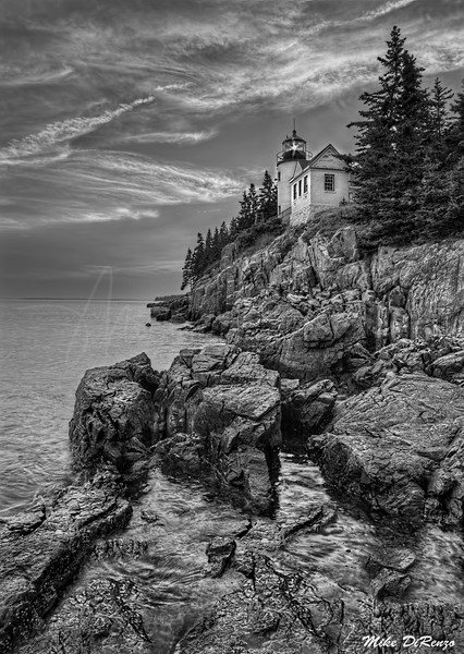 High tide at Bass Harbor 0952 w43