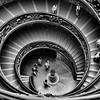 Vatican Spiral Stairway - Italy  5724