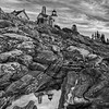 Pemaquid on the Rocks 2853 w43