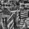 Mabry Mill Reflections  7880  w22