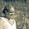 Here Comes the Bride...<br /> <br /> Tears of joy for the bride as she processes down the aisle toward her future hubby. It was truly an amazing beach-side wedding ceremony!<br /> <br /> Daily Photos  -  August 9, 2011