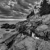 Cloudy Bass Harbor 0341
