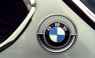 Older BMWs always have the best details; especially the famous rondell.   This is a negative scan from years ago when I was at the BMWCCA Octoberfest in 2000.