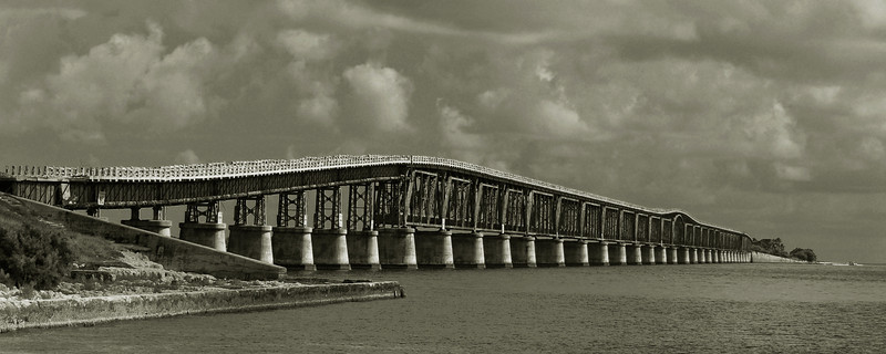 7 Mile Bridge, FL Keys