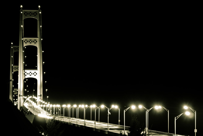 Mackinac Bridge - Mackinaw MI