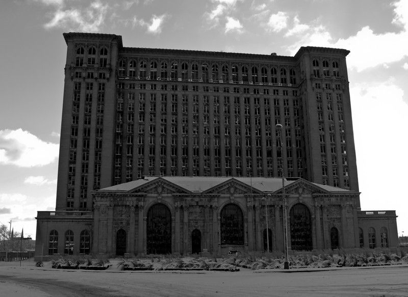 Michigan Central Depot - Detroit MI